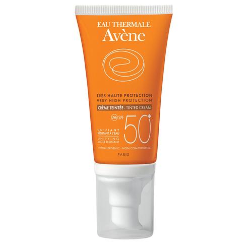 Avene Spf+50 Tinted Cream