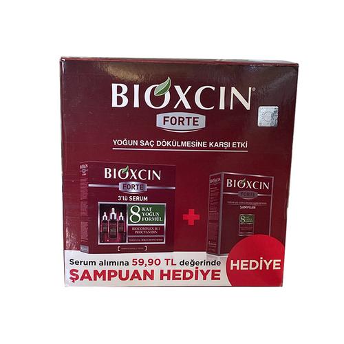 Bioxcin Forte Yoğun Saç Dökülmesine Karşı Etki