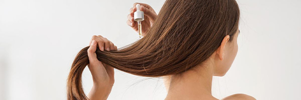Saç Serumları Kullanmak